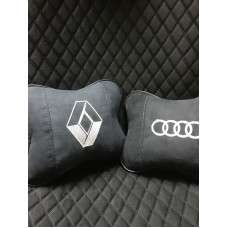 Подушечки на подголовник Renault/Audi